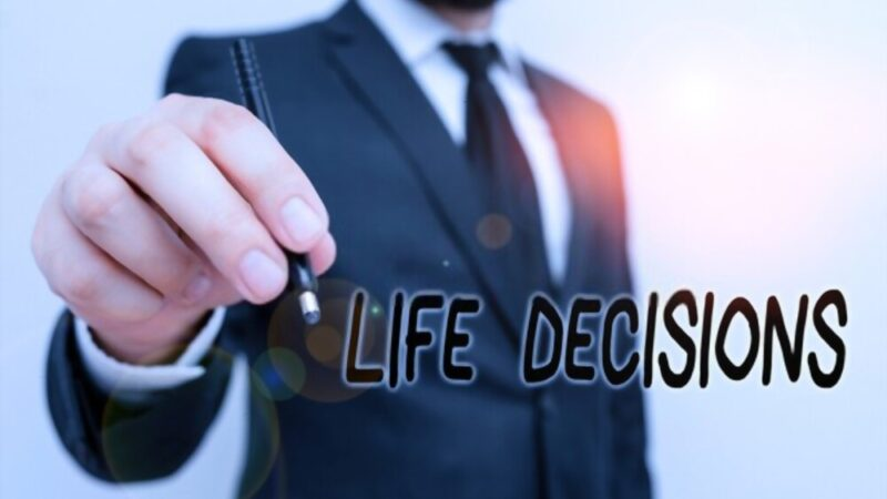 The Most Important Decision For Your Financial Success